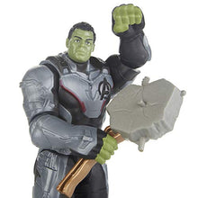 Load image into Gallery viewer, Marvel Avengers: Endgame Team Suit Hulk Deluxe Figure