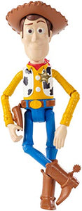 Disney Pixar Toy Story 4 Woody Figure, 9.2 in / 23.34 cm Tall, Posable Character Figure for Kids 3 Years and Older [Amazon Exclusive]