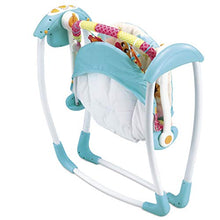 Load image into Gallery viewer, Mastela BG5063 Mastela Duluxe Portable Swing (Blue-6579)
