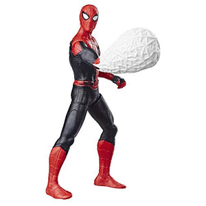 Marvel Spider-Man: Far from Home Web Punch Spider-Man 6-Inch-Scale Action Figure Toy