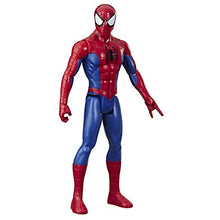 Load image into Gallery viewer, MARVEL Spider-Man Titan Hero Series Spider-Man 12-inch-scale Super Hero Action Figure Toy with Titan Hero FX Port