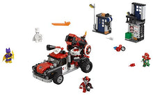 Load image into Gallery viewer, LEGO BATMAN MOVIE DC Harley Quinn Cannonball Attack 70921 Building Kit (425 Piece)