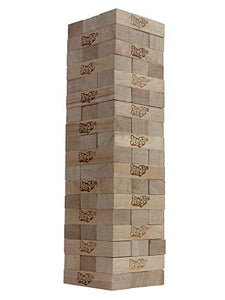 Hasbro Gaming Classic Jenga, Hardwood Blocks