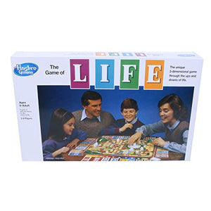 Hasbro Gaming The Game of Life Board Game for Families and Kids Ages 9 and Up