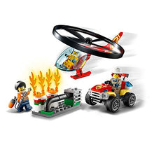 Load image into Gallery viewer, LEGO 60248 Fire Helicopter Response