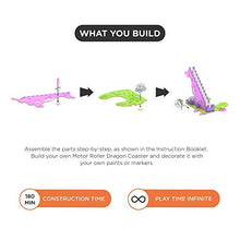 Load image into Gallery viewer, Smartivity Motor Roller Dragon Coaster stem, DIY, Educational, Learning, Building and Construction Toy for Girls