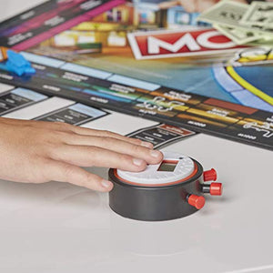 Monopoly Speed Board Game, Play in Under 10 Minutes
