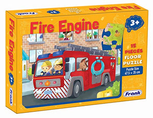 Frank Fire Engine Puzzle