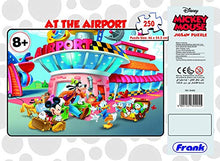 Load image into Gallery viewer, Frank Disney's Mickey Mouse - at The Airport 250 pcs Jigsaw Puzzle