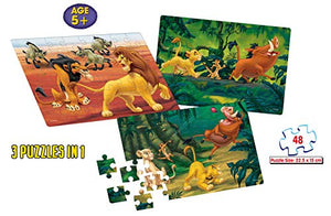 Frank  Disney's The Lion King Puzzle for 5 Year Old Kids and Above