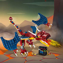 Load image into Gallery viewer, LEGO 31102 Fire Dragon