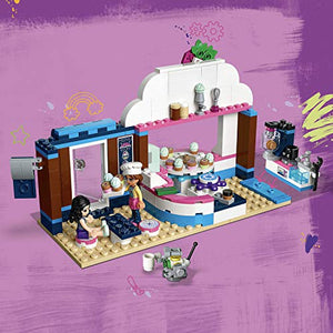 LEGO Friends Olivia's Cupcake Café Building Blocks for Girls (335 Pcs)41366