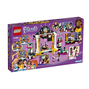 LEGO Friends Andrea's Talent Show Building Blocks for Girls (492 Pcs)41368
