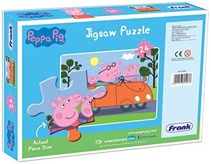 Frank Peppa Pig - Puzzle For 3 Year Old Kids And Above