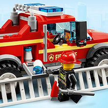 Load image into Gallery viewer, LEGO 60231 Fire Chief Response Truck