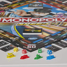 Load image into Gallery viewer, Monopoly Speed Board Game, Play in Under 10 Minutes