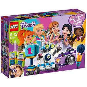 Lego Friends Friendship Box Building Blocks for Girls 6 to 12 Years (563 pcs) 41346