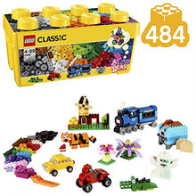 Load image into Gallery viewer, Lego Classic 10696 Creative Brick, Multi Color 484 pcs