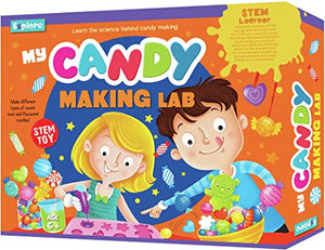 Explore | STEM Learner | My Candy Making Lab (Learning & Educational DIY Activity Toy Kit, for Ages 6+ of Boys and Girls)