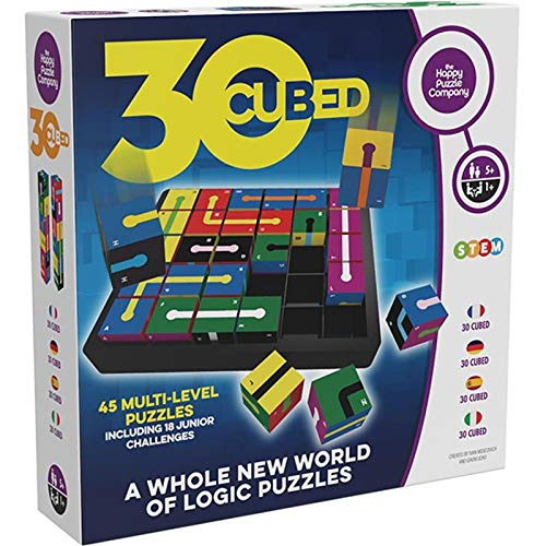 The Happy Puzzle Company 30 Cubed