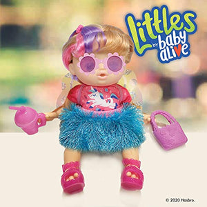BABY ALIVE Littles, Fantasy Styles Squad Doll, Little Kiera, Fairytale Accessories, Wavy Blonde Hair