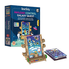 Load image into Gallery viewer, Smartivity Payload Control Galaxy Quest STEM STEAM Educational DIY Building Construction Activity Toy Game Kit, Easy Instructions, Experiment, Play, Learn Science Engineering Project 6+with 6 Missions
