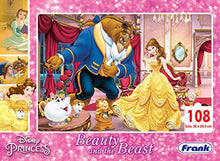 Load image into Gallery viewer, Frank Disney's Beauty & The Beast Puzzle for 6 Year Old Kids and Above