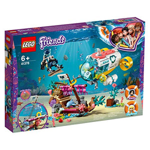 LEGO 41378 Dolphins Rescue Mission