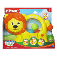 Load image into Gallery viewer, Playskool Poppin Park Learn n Pop Lion