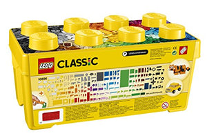 Lego Classic 10696 Creative Brick, Multi Color 484 pcs
