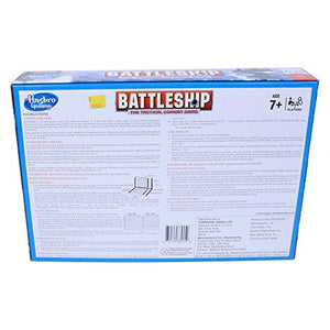 Hasbro Gaming Battleship Board Game Classic Strategy Game for Kids Ages 7 and Up