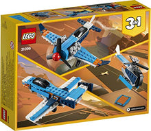 Load image into Gallery viewer, LEGO 31099 Propeller Plane