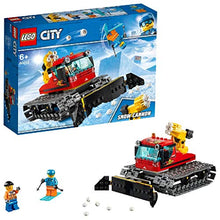 Load image into Gallery viewer, LEGO City Snow Groomer Building Blocks for Kids (197 Pcs)60222