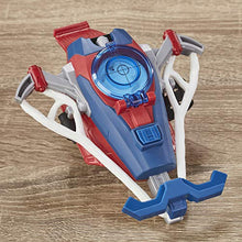 Load image into Gallery viewer, Marvel Spider-Man Web Shots Disc Slinger Blaster Toy for Kids Ages 5 and Up
