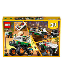 Load image into Gallery viewer, LEGO Creator 3in1 Monster Burger Truck 31104 Building Set