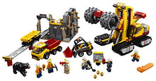 Load image into Gallery viewer, LEGO City Mining Experts Site 60188 Building Kit (883 Piece)