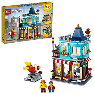 LEGO 31105 Townhouse Toy Store