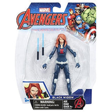 Load image into Gallery viewer, Marvel Avengers Black Widow 6-in Basic Action Figure, Ages 4 and Up