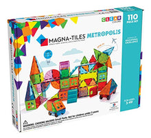 Load image into Gallery viewer, Magna Tiles Metropolis