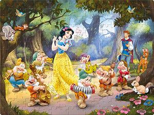 Frank Snow White and The Seven Dwarfs Puzzle