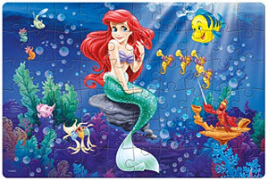 Frank Disney's The Little Mermaid Puzzle for 5 Year Old Kids and Above