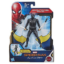 Load image into Gallery viewer, Marvel Spider-Man: Far from Home Web Strike Spider-Man 6-Inch-Scale Hero Action Figure Toy – Ages 4 and Up