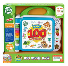 Load image into Gallery viewer, Leapfrog Learning Friends 100 Words Book