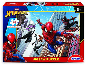 Frank Marvel Spider- Man 60 pcs Jigsaw Puzzle