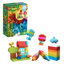 Load image into Gallery viewer, LEGO Duplo Creative Fun Building Blocks for Kids (120 Pcs)10887