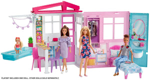 Barbie House Doll