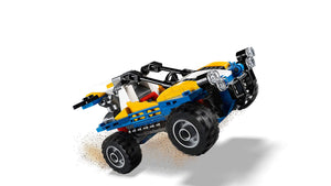 LEGO Creator Dune Buggy Building Blocks for Kids (147 Pcs)31087