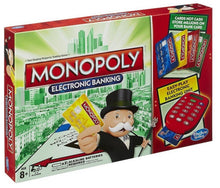 Load image into Gallery viewer, Monopoly Electronic Banking Board Game