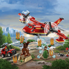 Load image into Gallery viewer, LEGO City Fire Plane Building Blocks for Kids (363 Pcs)60217
