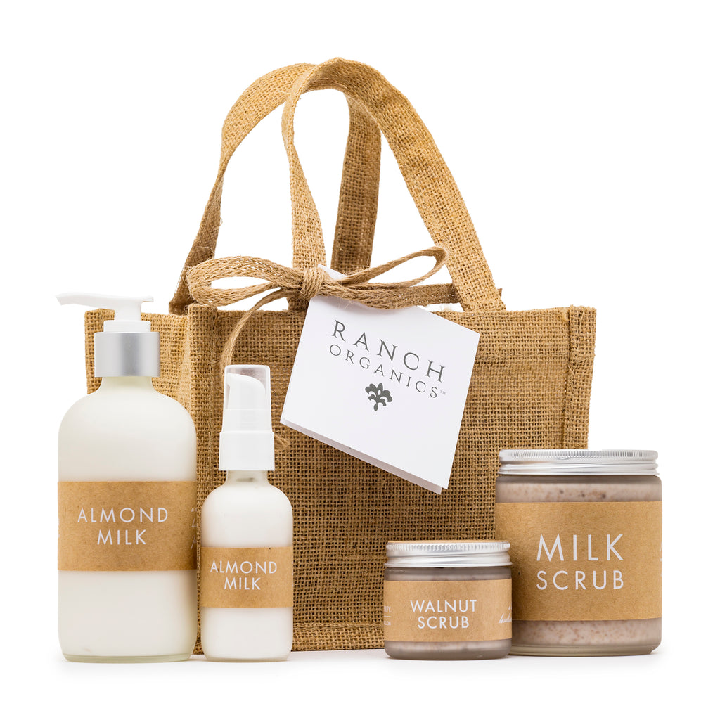 Almond Milk Gift Set